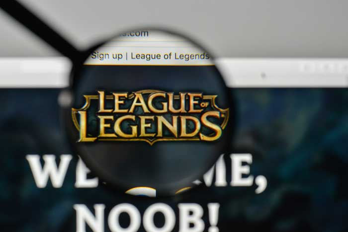 League of Legends Boosting Service
