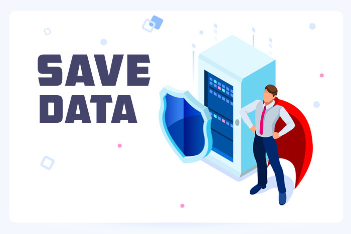 The Data You Can Save
