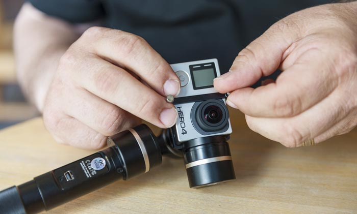 How Can You Install Gimbal on Your Gopro