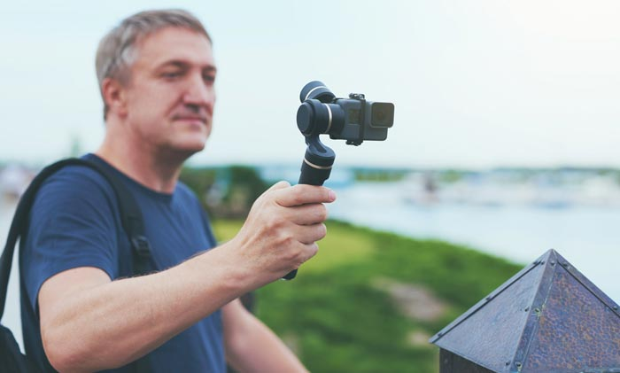 Various Things You Can do For Stabilizing Gopro