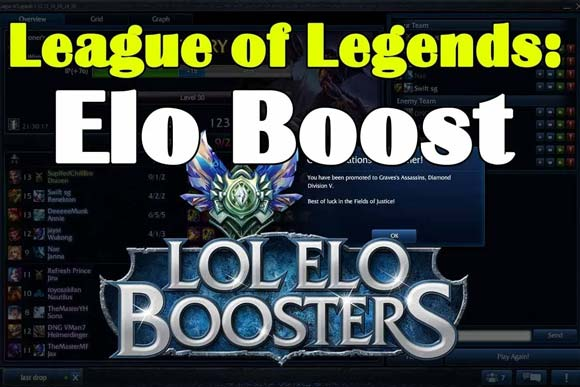 The Benefits Of Elo Boost