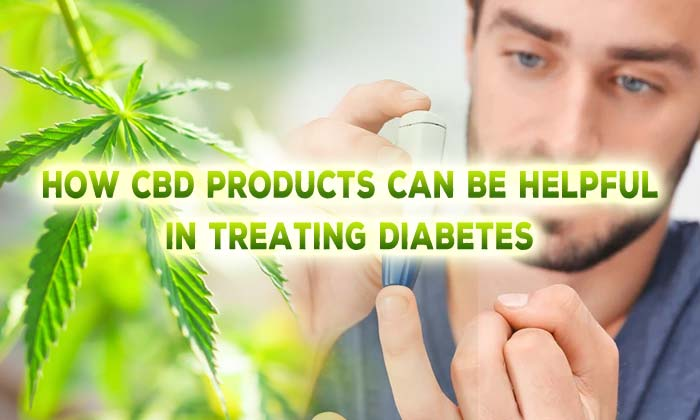 How CBD products can be helpful in treating diabetes