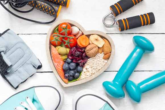 Take protein, carbs and diet maintenance food