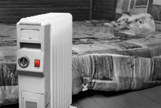 How do You use an Electric Heater