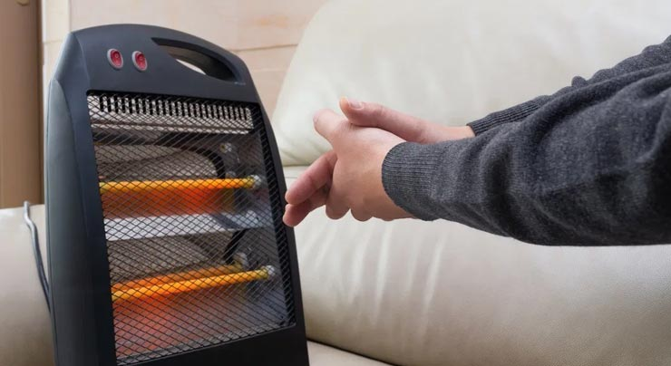How To Use An Electrical Room Heater Safely?