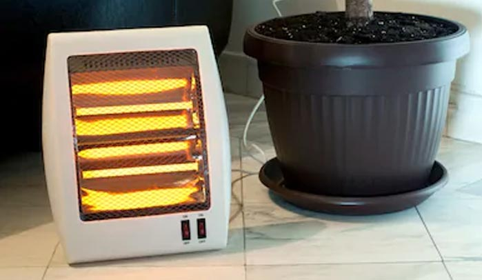 Inspect and Maintain the Room Heater Regularly