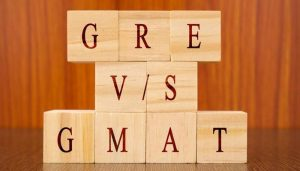What is the difference between the GRE and GMAT?