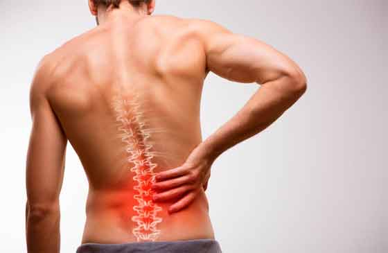 Main difference between muscle and bone pain