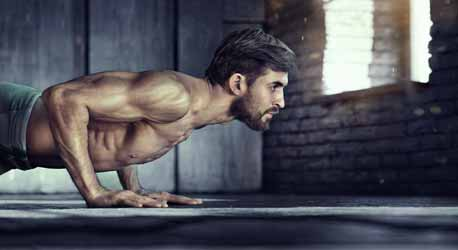 30 Minutes of Circuit Training Enough