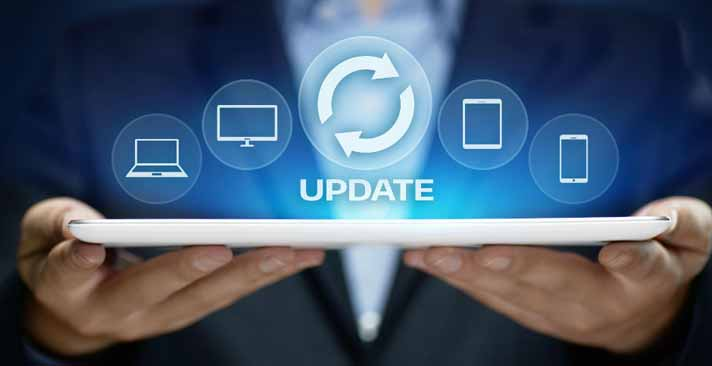 How to Update the Software on PC