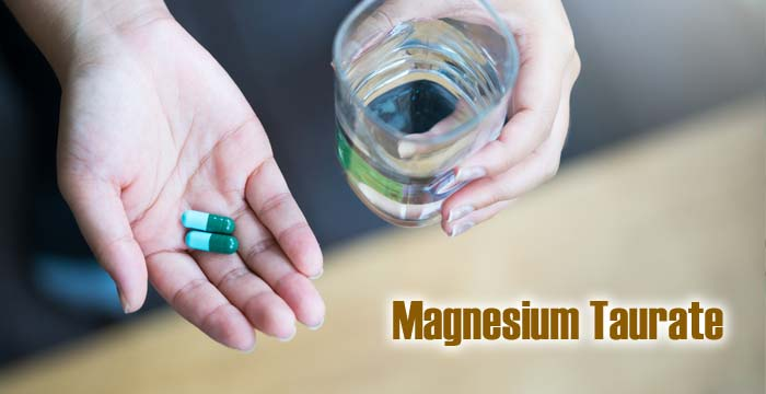 How Much Magnesium Taurate Should Get