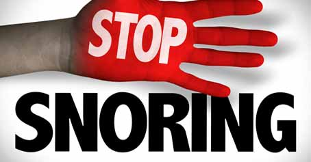 Snore and How To Stop Snoring