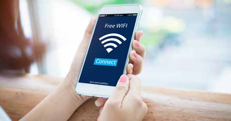 Run Internet Conveniently Without Wires