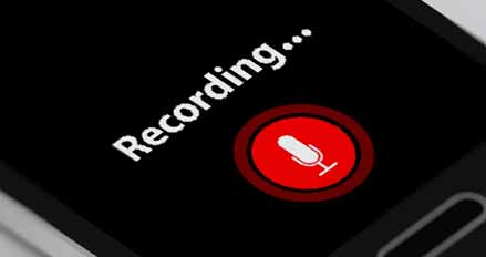 Do You Want to Record Audio