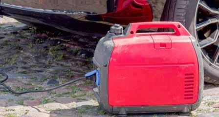 Inverter Generator and a Regular Generator