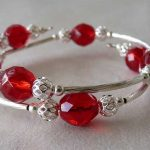 How to Make a crystal Wrap Bracelet?