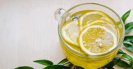 Benefits of Drinking Hot Lemon Water