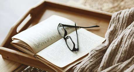 The Main Signs It's Time For Reading Glasses
