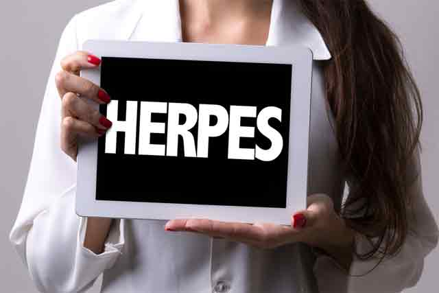 Genital Herpes Protection: HSV Intravaginal Microbiocide Works in Mice