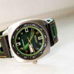 Merona Tanker Watch with False Complications