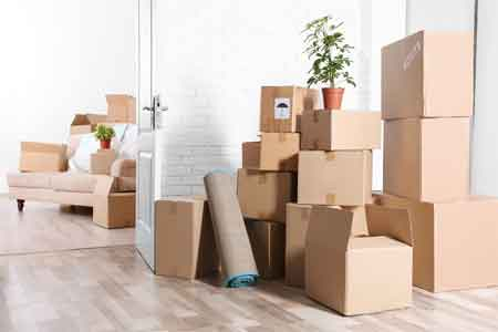 Moving Home Tips - Label Boxes and Record Contents on Index Cards