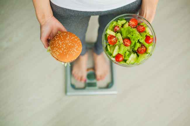 How to Lose Weight by Eating in Moderation