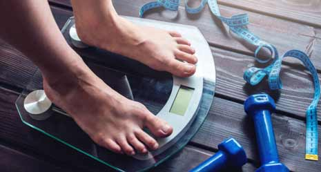 What are Some Common Errors in a Weight Scale which May Disturb its Functioning