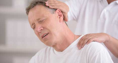 Acupunture for Sprain Strain of the Neck Treatment