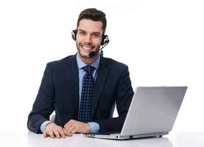 Pay scale for the work from home customer service rep