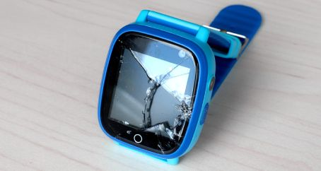 Dangers Involved with Kids' Watches