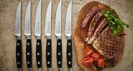 use these knives when we have guests