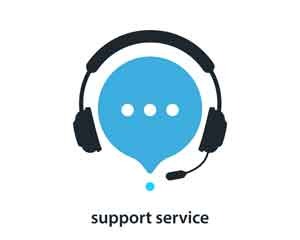 Ask for Customers Feedback