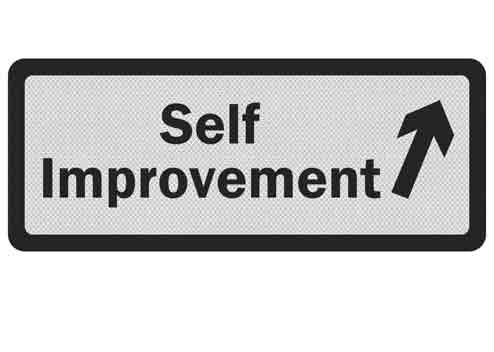 Make Room in Your Life for Self-Improvement